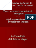 Autocuidado Am 2008