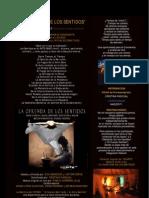 La Ofrenda de Los Sentidos - 1 Noviembre 2012