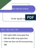 NHIEM TRUNG NGOAI KHOA