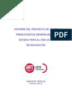 informe_presupuestos_2013