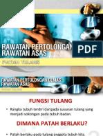 rawatan patah