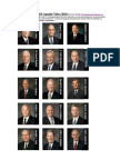 LDS Apostle Tabs for General Conference Journals