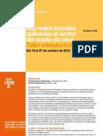 Taller Sobre Redes Sociales y Cooperativas