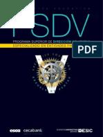 Programa Superior en Direccion de Ventas (PSDV)