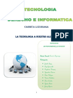 REVISTA DE DERECHO E INFORMATICA