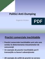 Politici Anti Dumping