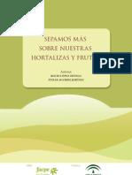 SEPAMOS MÁS SOBRE NUESTRAS HORTALIZAS Y FRUTAS 2012
