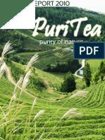 PuriTea Annual Report 2010