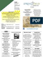 12.10.07 WHSG news sheet
