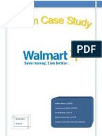 SWOT and PEST Analysis Of Walmart | Walmart | Swot Analysis