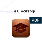 iTunes U Training