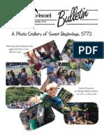 October 2012 Bulletin of TSTI