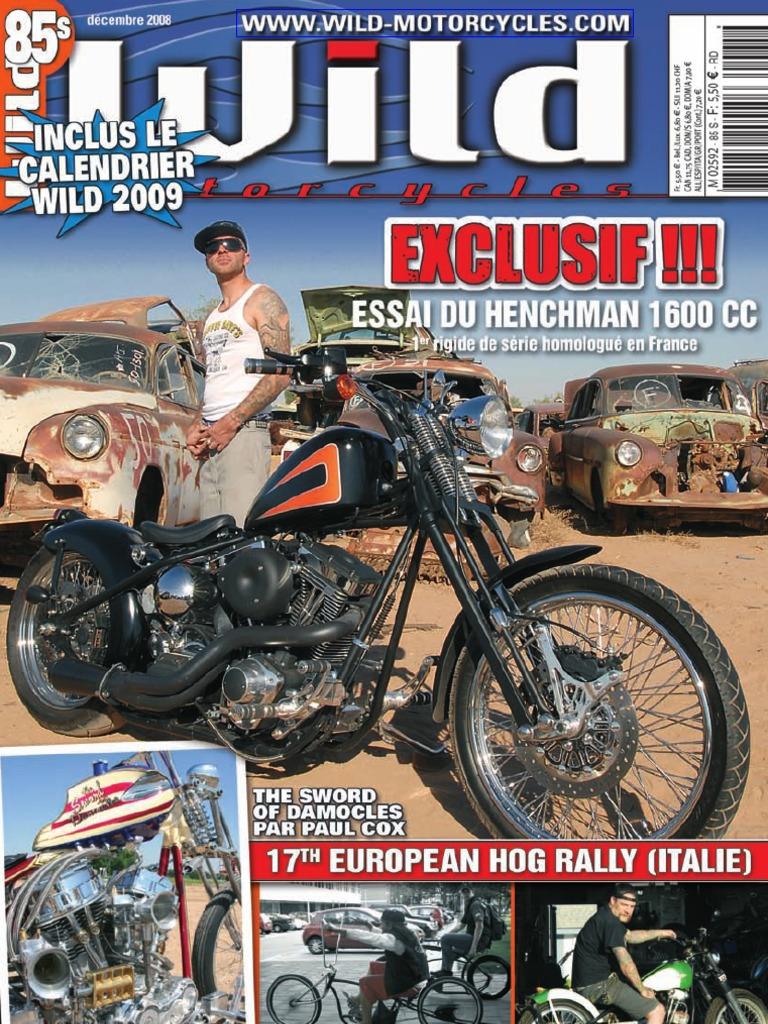 Plan/ète motard T-Shirt Moto Motorrad GS Blanc et Noir Motif Motard en Flex