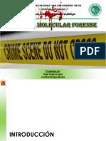 Biología Molecular Forense