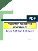 BOVINE PREGNANCY ASSOCIATED BIOMOLECULES