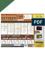 SMP Calendar OCT 2012