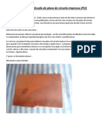 Tutorial de Placa de Circuito Impresso (Pci)