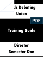 LDU Training Guide, 2E (50s Oxford)