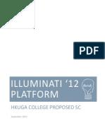 Illuminati '12 Platform