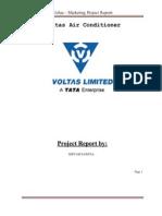 Report on Voltass