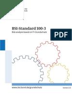 BSI Standard 100-3