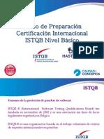 Curso de Preparación ISTB - Foundation Level[1]