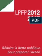 Projet Loi Finances 2013 Plf Lpfp