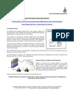 MEI 587 - Electricidad para Mecánicos