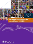 European Region Annual Report 2011-2012