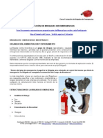 MEI 574 - (Nombre Modificado) Formación Básica de Brigadas de Emergencias