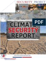 Climate Security Report - Introduction