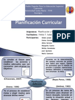 Planificacion Curricular Final