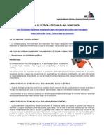 MEI 821 - Soldadura Eléctrica Posición Plana Horizontal