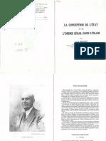 75RecDesCours593_1949-II_Milliot_La Conception de l'Etat Et de l'Ordre Dans l'Islam