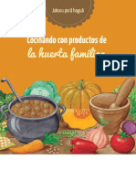 Cocinando Con Productos Huerta Familiar