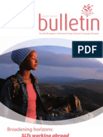 Rcslt Bulletin