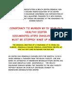 Step Eugenic Programmed Murder of Myra Snyder Scott