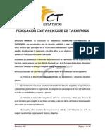 Estatutos Fct Para Publicar