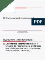 Économie internationale 1 et 2 ENCG