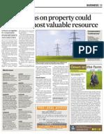 Pylon Compensation & Electricity Line Compensation - Cambridge Land Consultants