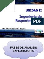 Unidad II-gestion de Requerimientos Parte 3.1 2012