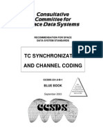 CCSDS 231.0-B-1 TC Synchronization and Channel Coding