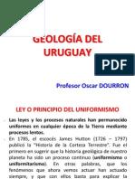 GEOLOGÍA DEL URUGUAY 2012