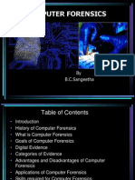 Computer Forensics Seminar