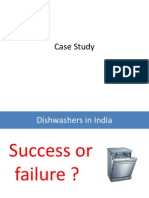 Consumer Bahavious Case Study