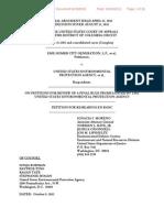 EPA Petition