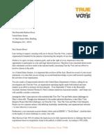 2012 October 1 TTV Boxer Letter