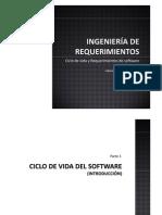 Presentacion Ciclo Vida Software