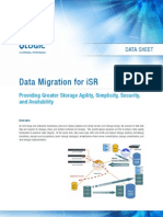 Data Sheet Data Migration for ISR