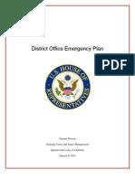 COMM 633 Crisis Plan